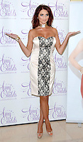 London - Amy Childs Autumn/Winter 2012 collection Photocall at .The Millenium Hotel, Mayfair, London - September 12th 2012..Photo by Jane Burrows.