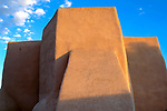 Saint Francis of Assisi Church, Ranchos de Taos, New Mexico