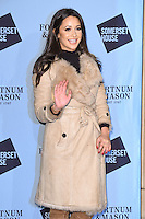 LONDON, UK. November 16, 2016: Roxie Nafousa at the launch of the Skate 2016 at Somerset House Ice Rink, London.<br /> Picture: Steve Vas/Featureflash/SilverHub 0208 004 5359/ 07711 972644 Editors@silverhubmedia.com