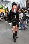 New York Comic Con 2017 Held at New York Javits Center