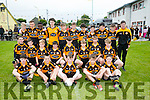 Austin Stacks at the GAA Football Féile 2016 match against Nemo Rangers at Connolly Park on Saturday