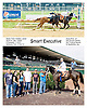 Smart Executive winning at Delaware Park on 9/26/12