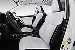 Front seat view of 2016 Toyota RAV4 XLE 5 Door SUV Front Seat  car photos