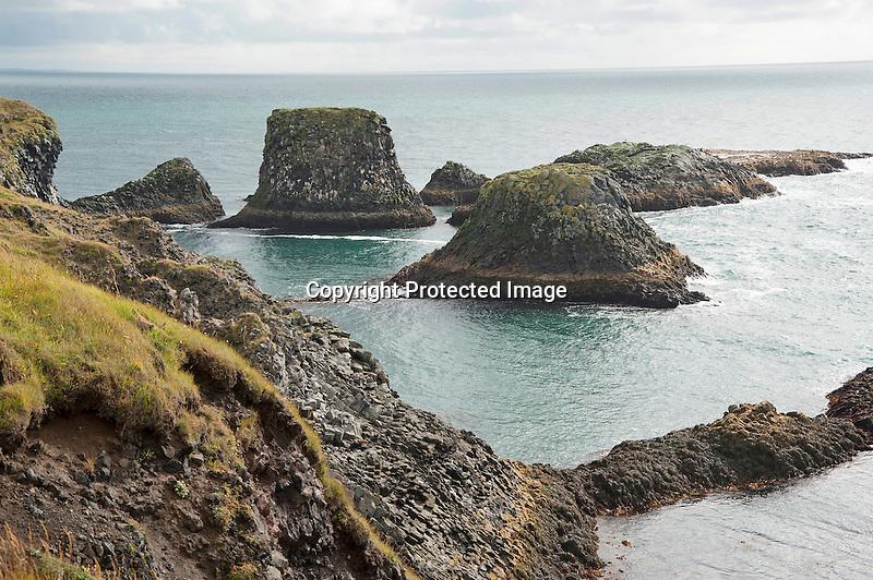 Hellnar Coast Iceland