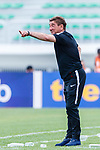 Urawa Reds Head Coach Mihailo Petrovic gestures during the AFC Champions League 2017 Round of 16 match between Jeju United FC (KOR) vs Urawa Red Diamonds (JPN) at the Jeju Sports Complex on 24 May 2017 in Jeju, South Korea. Photo by Yu Chun Christopher Wong / Power Sport Images
