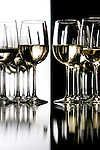 Wine taste test.  California wines vs. Colorado wines.  Denver May 3, 2007.   NOT a photo illustration. (ELLEN JASKOL/ROCKY MOUNTAIN NEWS)
