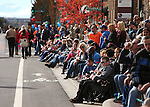 Approximately 20,000 people line Carson Street each year for the annual Nevada Day parade in Carson City, Nev. on Saturday, Oct. 29, 2016. <br />