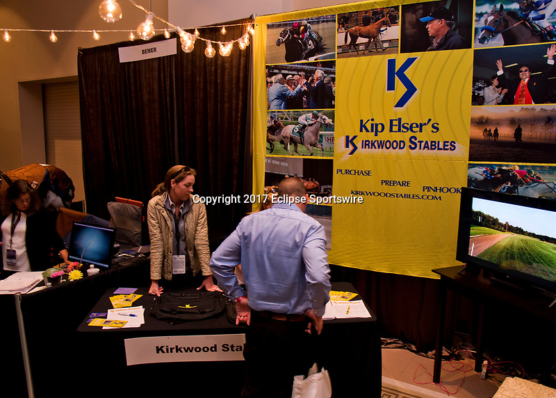 SARATOGA SPRINGS, NY - AUG 13: Scenes from the convention floor at the Inaugural Equestricon Convention on August 13, 2017 in Saratoga Springs, New York. photo by Eclipse Sportswire/Equestricon