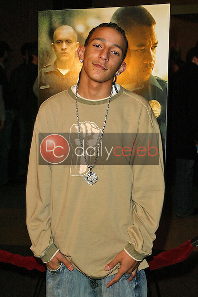 """Khleo Thomas<br />at the Los Angeles Premiere of """"Dirty"""". Writers Guild, Beverly Hills, CA. 02-22-06<br />Jason Kirk/DailyCeleb.com 818-249-4998"""