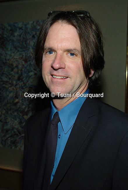Paul Cameron (DP for Collateral) arriving at the 30th Annual Los Angeles Film Critics Association Awards at the St Regis Hotel in Los Angeles. January 13, 2005.