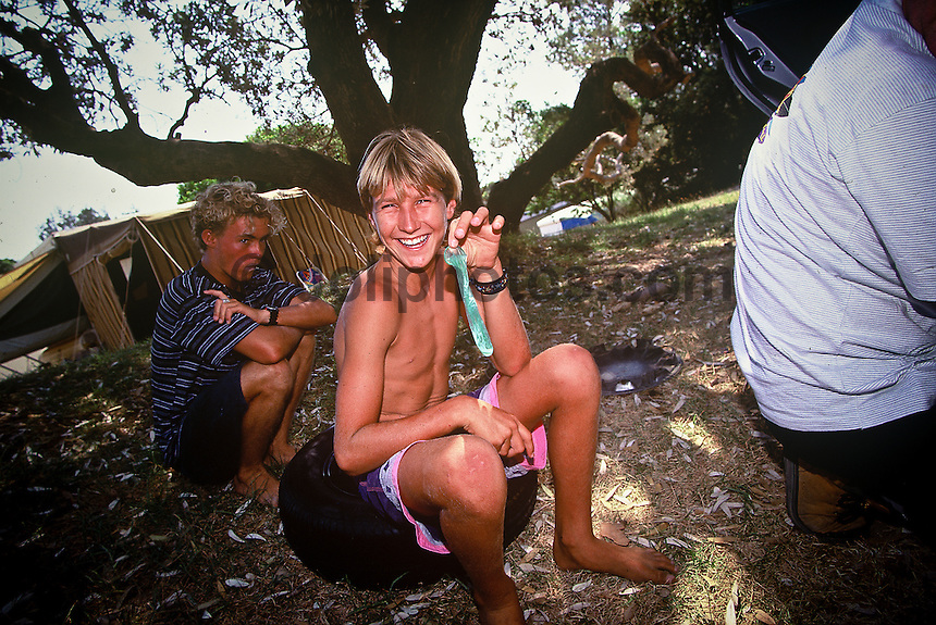 JOEL PARKINSON (AUS)  circa 1994 Photo: www.joliphotos.com