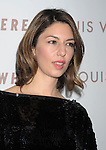 "HOLLYWOOD, CA. - December 07: Sofia Coppola, Director attends the ""Somewhere"" Los Angeles Premiere at ArcLight Cinemas on December 7, 2010 in Hollywood, California."