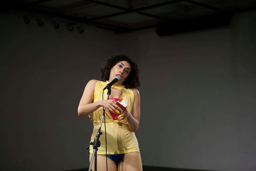 Larissa Velez-Jackson | The Center For Performance Research | Brooklyn, NY | 2011