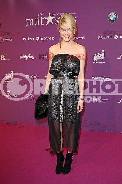 "Ashley Smith attending the ""Duftstars 2012 - German Perfume Award"" held at the Tempodrom in Berlin, Germany, 04.05.2012..Credit: Semmer/face to face /MediaPunch Inc. ***FOR USA ONLY***"