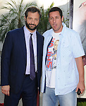 Adam Sandler & Judd Apatow at The Universal Pictures' Premiere of Funny People held at The Arclight Theatre in Hollywood, California on July 20,2009                                                                   Copyright 2009 DVS / RockinExposures