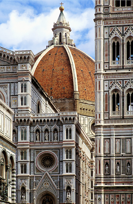 Italy,Florence. The Duom