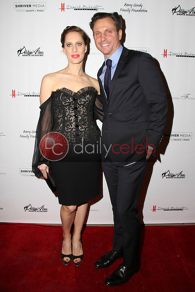 Liz Goldwyn, Tony Goldwyn<br />