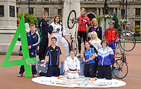 22/07/10 Scottish Sports stars of the future