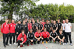 Bohemians Team after Rossin Rovers V Bohemians.<br /> <br /> Photo: Jenny Matthews