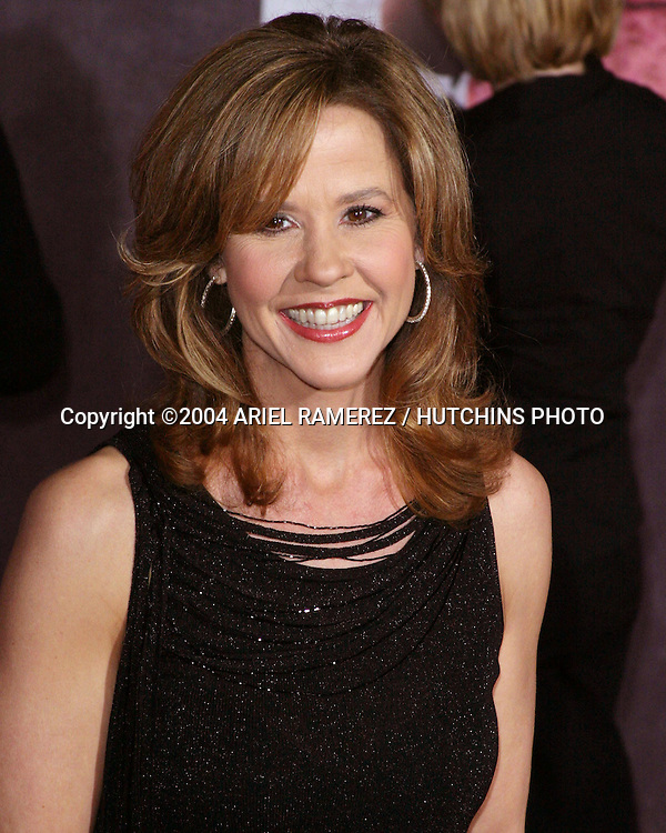 ©2004 ARIEL RAMEREZ / HUTCHINS PHOTO.THE LADYKILLERS PREMIERE.HOLLYWOOD, CA.MARCH 12, 2004..LINDA BLAIR