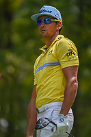 Rafael Cabrera Bello (ESP) watches his tee shot on 11 during 4th round of the 100th PGA Championship at Bellerive Country Club, St. Louis, Missouri. 8/12/2018.<br /> Picture: Golffile   Ken Murray<br /> <br /> All photo usage must carry mandatory copyright credit (© Golffile   Ken Murray)