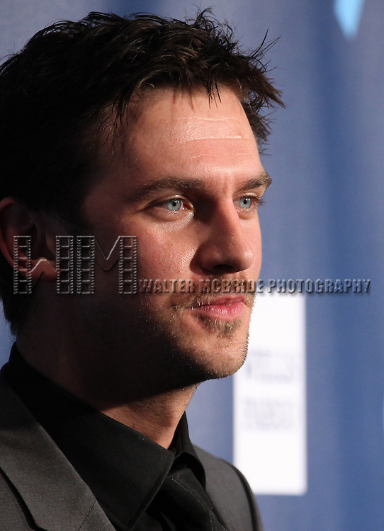 Dan Stevens attending the 24th Annual GLAAD Media Awards at the Marriott Marquis Hotel in New York City on 3/16/2013.