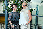 Jennifer Kissane and Lisa Martin,Tralee  at Fashion Soirée Ladies Day Fashion and Autumn Winter 2015 Collection In aid of Kerry Cancer Support Group at Manor West Hotel on Friday