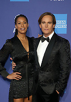 2 January 2020 - Palm Springs, California - Kearran Giovanni, Phillip Keene. 2020 Annual Palm Springs International Film Festival Film Awards Gala  held at Palm Springs Convention Center. Photo Credit: FS/AdMedia
