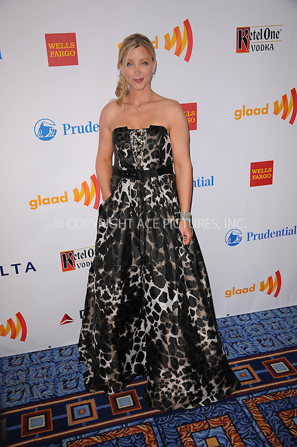 WWW.ACEPIXS.COM . . . . . .March 24, 2012...New York City....Christine McGinn attends the 23rd Annual GLAAD Media Awards at the Marriot Marquis Hotel on March 24, 2012  in New York City ....Please byline: KRISTIN CALLAHAN - ACEPIXS.COM.. . . . . . ..Ace Pictures, Inc: ..tel: (212) 243 8787 or (646) 769 0430..e-mail: info@acepixs.com..web: http://www.acepixs.com .