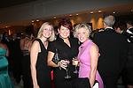 Ty Hafan Star Ball Hilton<br /> Cardiff Hilton<br /> Claire Swindon, Stephanie Evans &amp; Georgina Jones.<br /> 27.09.13<br /> <br /> &copy;Steve Pope-FOTOWALES