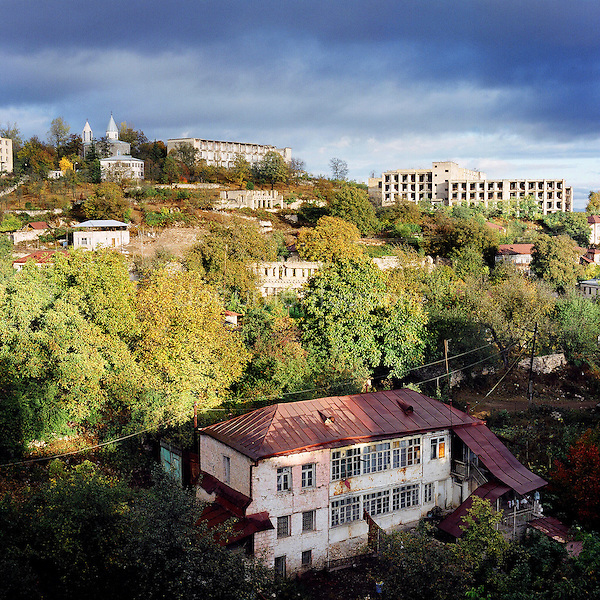 Nagorno-Karanakh which means ?black garden? is a 5000 km2 mountainous region situated in the South of Armenia..Formely seperated with Armenia by political borders, farmers from the region have developed an economy.based on a traditionally-made and family-run production to survive.