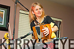 Sharon Shannon playing at a  concert in O Riada's Ballymac on Friday