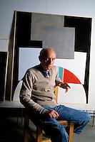 Eugenio Carmi  © Leonardo Cendamo
