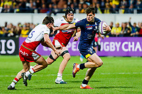 190331 European Challenge Cup Rugby - Clermont Ferrand v Northampton