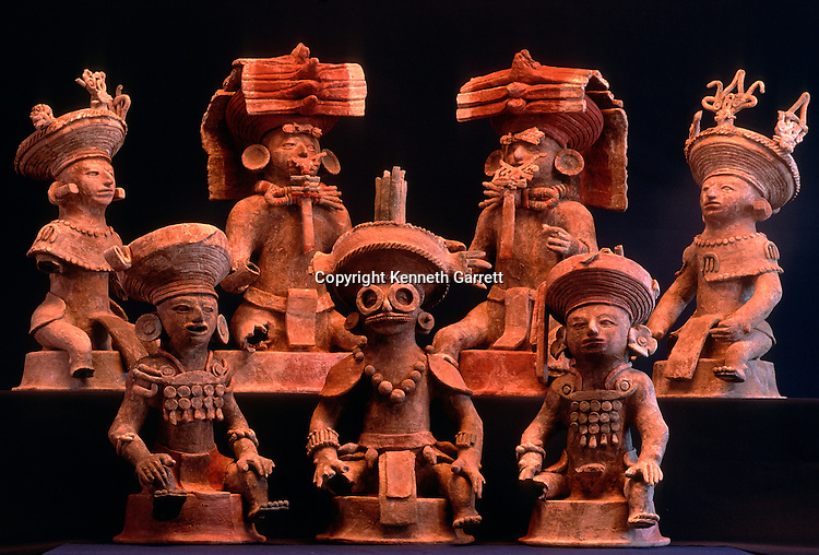 Maya; Copan; Offering Vessels