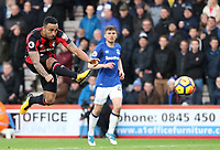 Callum Wilson of Bournemouth during the Premier League match between Bournemouth v Everton, played at Vitality Stadium, Bournemouth, United Kingdom on 30 Dec 2017