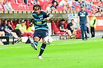 Herthas Valentino Lazaro am Ball<br />  beim Spiel in der Fussball Bundesliga, 1. FSV Mainz 05 - Hertha BSC.<br /> <br /> Foto &copy; PIX-Sportfotos *** Foto ist honorarpflichtig! *** Auf Anfrage in hoeherer Qualitaet/Aufloesung. Belegexemplar erbeten. Veroeffentlichung ausschliesslich fuer journalistisch-publizistische Zwecke. For editorial use only.