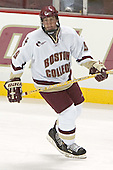 Tim Filangieri  The Boston College Eagles defeated the Providence College Friars 3-2 in regulation on October 29, 2005 at Kelley Rink in Conte Forum in Chestnut Hill, MA.  It was BC's first Hockey East win of the season and Providence's first HE loss.