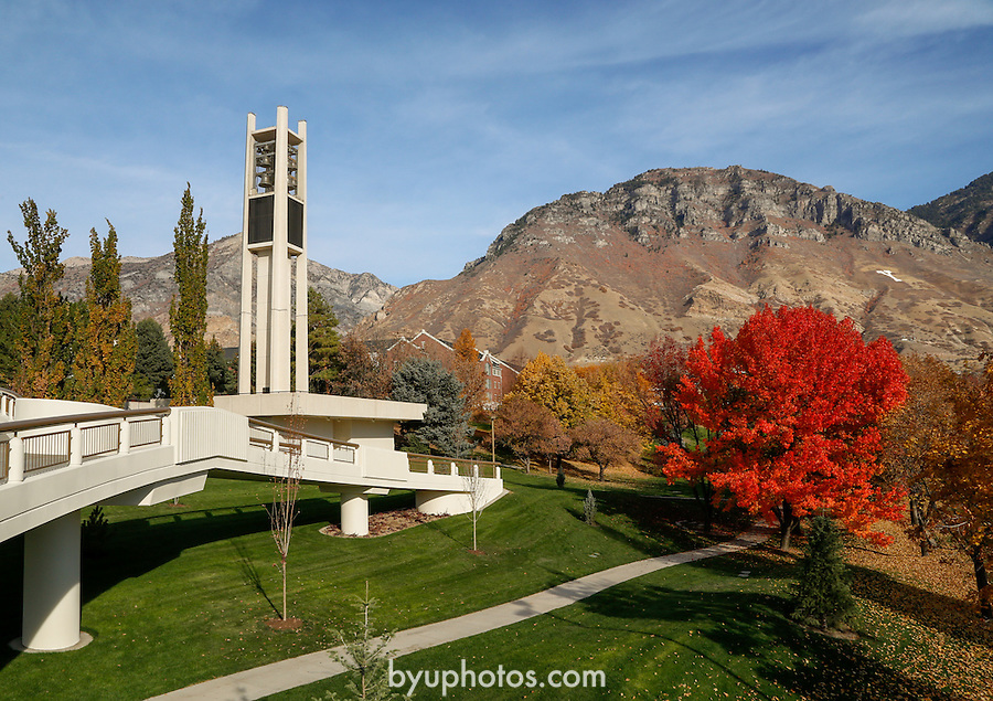 1210-67 071<br /> <br /> 1210-67 Bell Tower GCS<br /> General Campus Scenics<br /> <br /> November 5, 2012<br /> <br /> Photo by Mark A. Philbrick/BYU<br /> <br /> © BYU PHOTO 2013<br /> All Rights Reserved<br /> photo@byu.edu  (801)422-7322