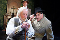 The Resistable Rise of Arturo Ui by Bertolt Brecht, translated by George Tabori and directed by Jonathan Church. With William Gaunt as Old Dogsborough, Henry Goodman as Arturo Ui, , Michael Feast as Roma. Opens at The Minerva Theatre  in Chichester  on 11/7/12.CREDIT Geraint Lewis