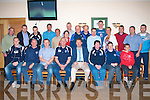 WEBSITE: Attending the launch of the new Kerin's O'Rahilly's GAA club, Tralee Website, www.korgaa.ie at the clubhouse on Wednesday