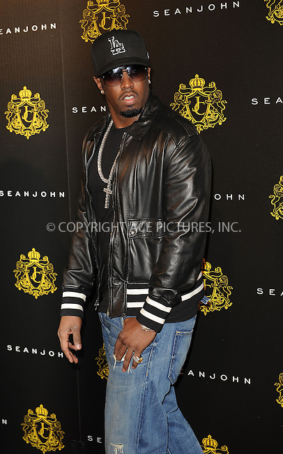 WWW.ACEPIXS.COM . . . . . ....January 23 2010, New York City....Sean Combs attends Justin Combs' 16th birthday party at M2 Ultra Lounge on January 23, 2010 in New York City.....Please byline: KRISTIN CALLAHAN - ACEPIXS.COM.. . . . . . ..Ace Pictures, Inc:  ..tel: (212) 243 8787 or (646) 769 0430..e-mail: info@acepixs.com..web: http://www.acepixs.com