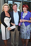 Maeve and Nicky Smith with Eimear Matthews at the Baltray and District Residents Association Gala Dinner Dance in Co.Louth Golf Club...Picture Jenny Matthews/Newsfile.ie
