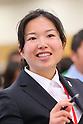 Maiko Tsuji, APRIL 22, 2013 : The Building up Team Japan 2013 for Sochi at Ajinomoto NTC, Tokyo, Japan. (Photo by AFLO SPORT)