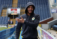 Blackburn Rovers' Joe Nuttall arrive at the ground for todays match<br /> <br /> <br /> Photographer Rachel Holborn/CameraSport<br /> <br /> The EFL Sky Bet League One - Blackburn Rovers v Blackpool - Saturday 10th March 2018 - Ewood Park - Blackburn<br /> <br /> World Copyright &copy; 2018 CameraSport. All rights reserved. 43 Linden Ave. Countesthorpe. Leicester. England. LE8 5PG - Tel: +44 (0) 116 277 4147 - admin@camerasport.com - www.camerasport.com