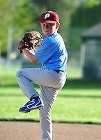 Pleasanton National Little League AAA Phillies action 2015. (Photo by AGP Photography)