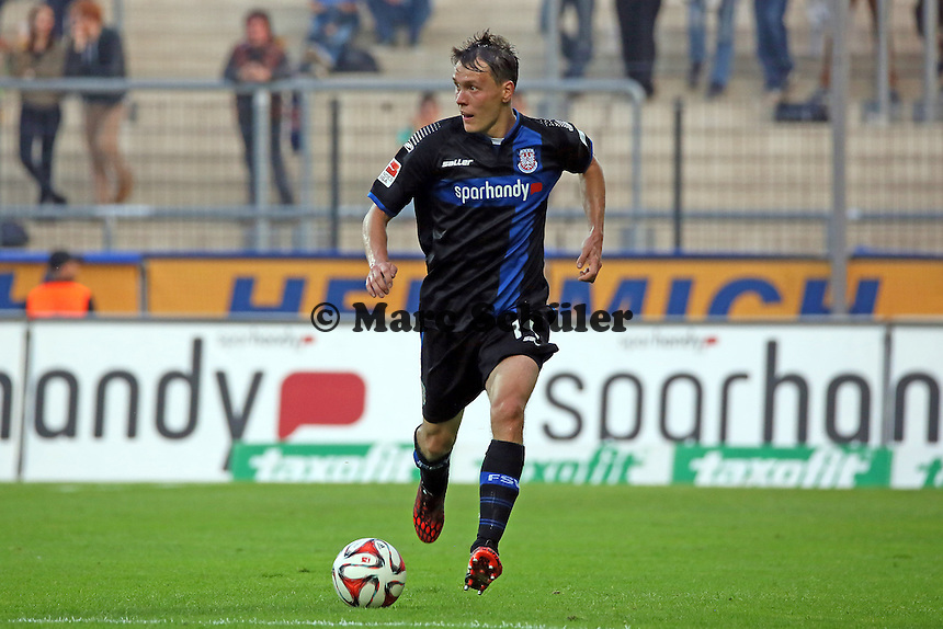 Alexander Bitroff (FSV) - FSV Frankfurt vs. Eintracht Frankfurt, Frankfurter Volksbank Stadion