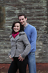 Joanna and Adam Engagement Shoot