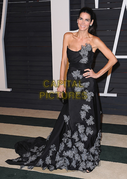 BEVERLY HILLS, CA - FEBRUARY 22:  Angie Harmon at the 2015 Vanity Fair Oscar Party at the Wallis Anneberg Center for the Performing Arts on February 22, 2015 in Beverly Hills, California. <br /> CAP/MPI/PGSK<br /> &copy;PGSK/MediaPunch/Capital Pictures
