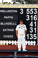 171024 Plunket Shield Cricket - Wellington Firebirds v Auckland Aces